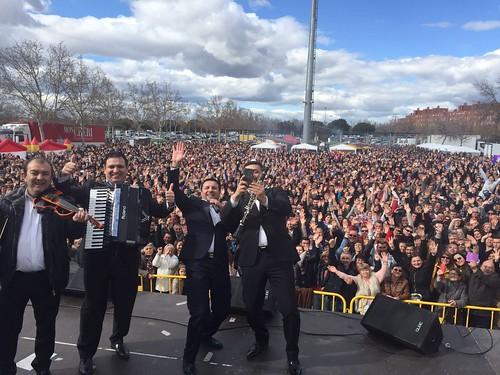 Concert Nicu Paleru 6 martie 2016