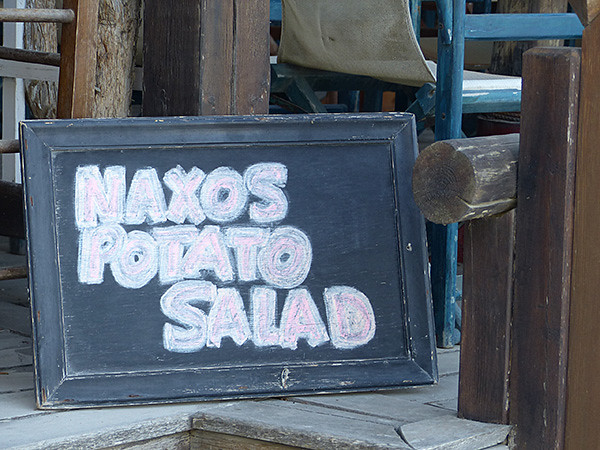 naxos potato salad
