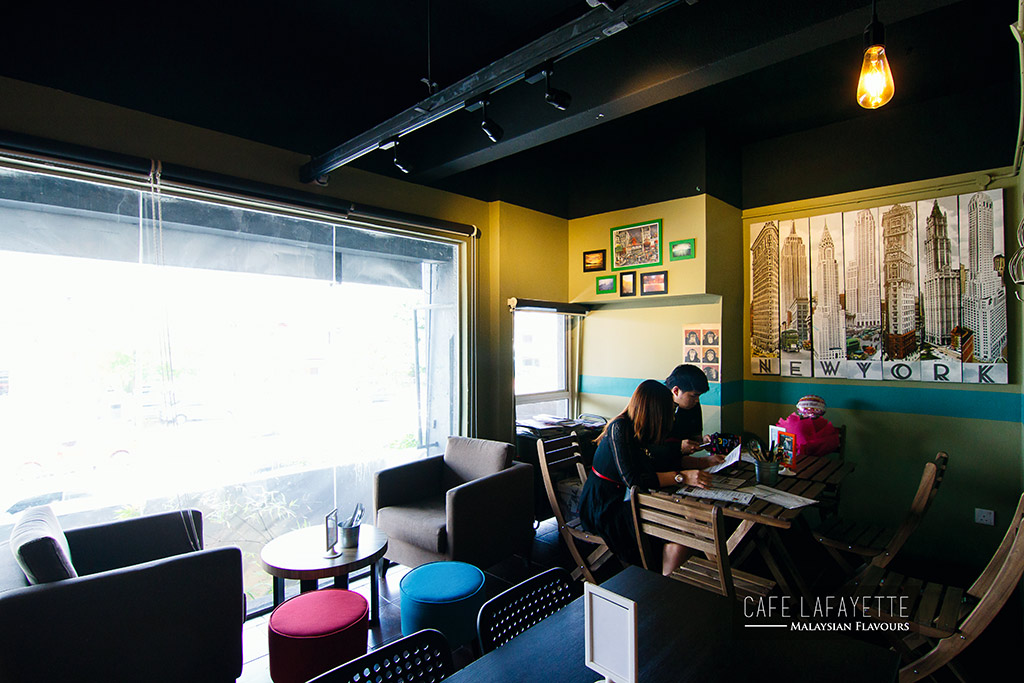 Cafe Lafayette Damansara Uptown
