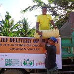 Relief Distribution to Drought-Affected Families in Brgy. Balliao, Benito Soliven, Isabela