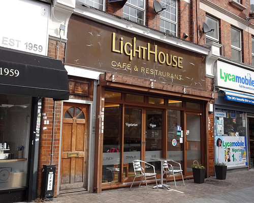 Lighthouse, Catford, London SE6