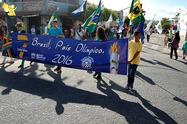 Desfile Cívico de 7 de Setembro