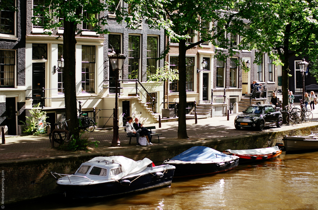 Amsterdam, Summer Day
