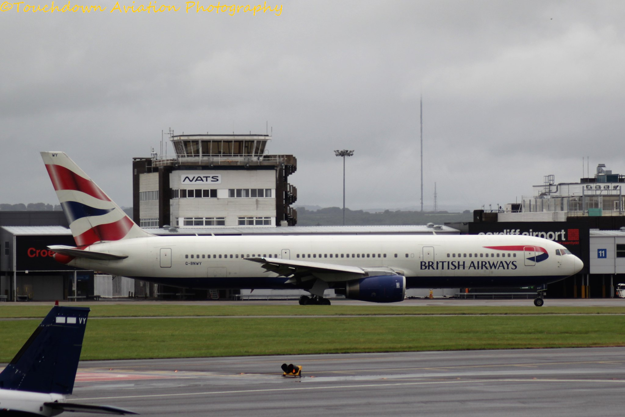British Airways Boeing 767-300 G-BNWY 02SEP16