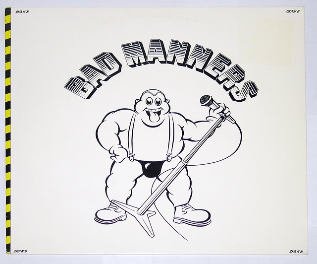BAD MANNERS - SKA 'N' B Magnet Records