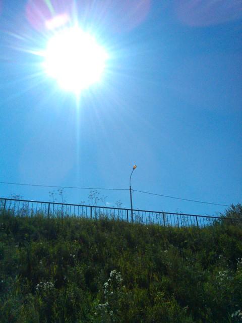 ЖКХ Искитима против Солнца (2)
