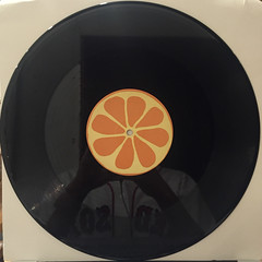 PIANICA MAEDA,CHIEKO BEAYTY:ORANGE IRO NO KOI(RECORD SIDE-B)