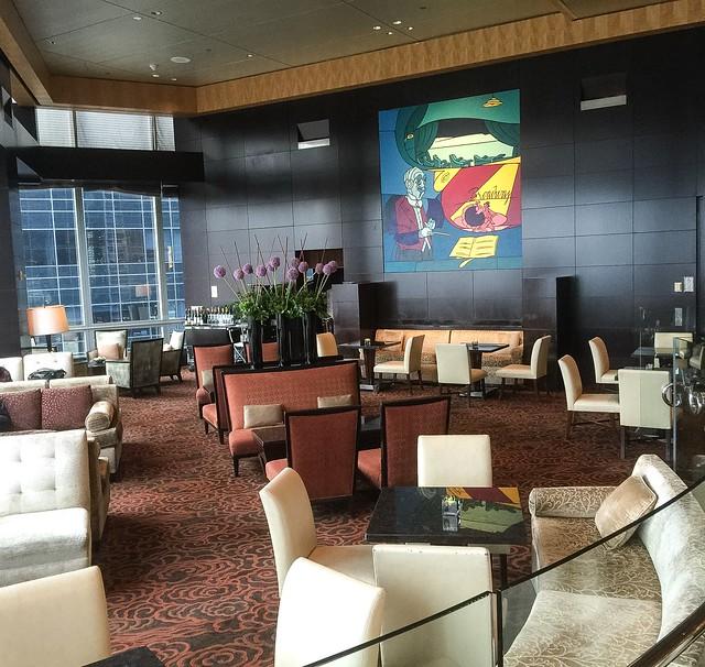 Lobby Lounge, Mandarin Oriental NYC