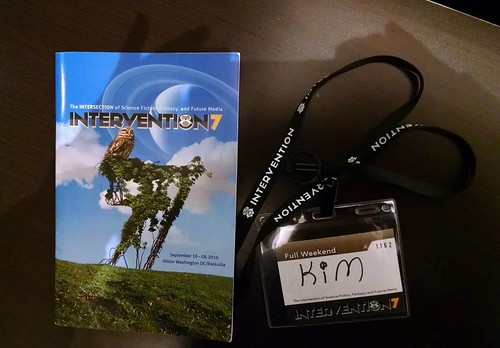 Intervention Con, Day 3, September 18, 2016