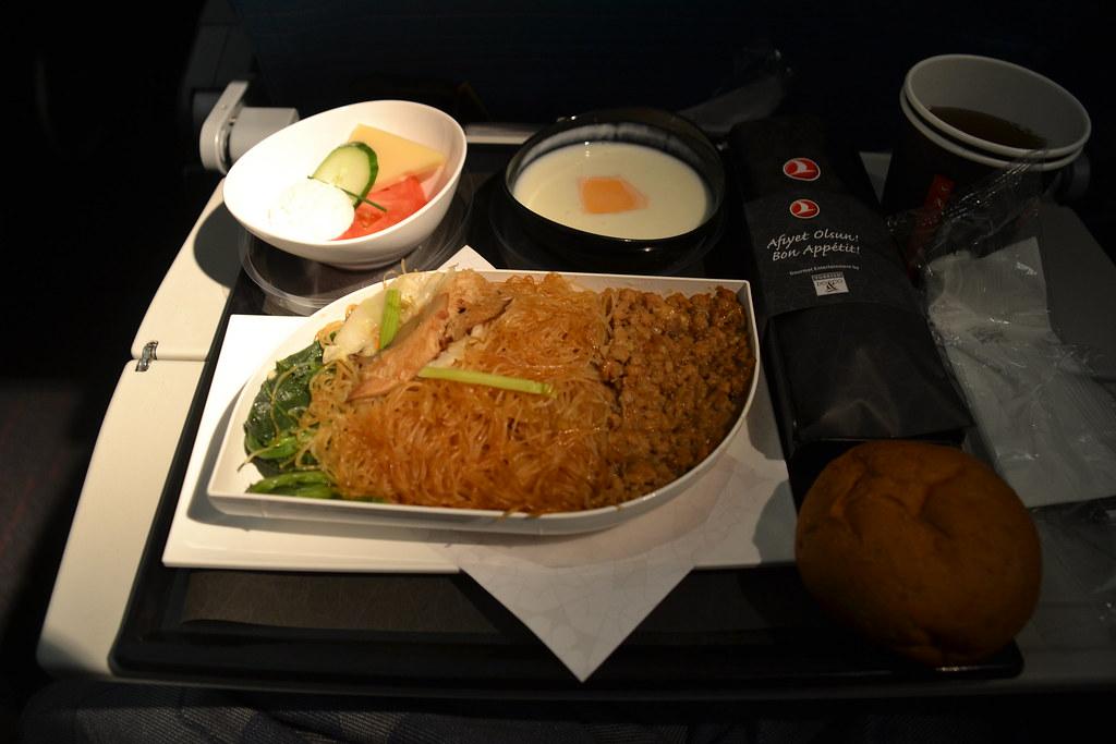 土耳其航空飛機餐
