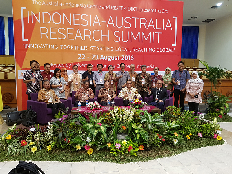 Indonesia Australia Research Summit 2016