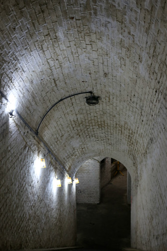 Nothern Tunnel, Western Heights, Dover, Kent
