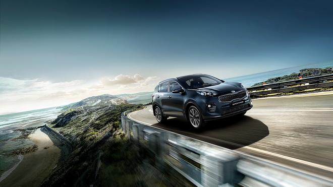 2.KIA All-New Sportage上市後,獲得各界好評不斷,並挾北美新車品質調查第一的肯定,推出業界最強七年不限里程保固。