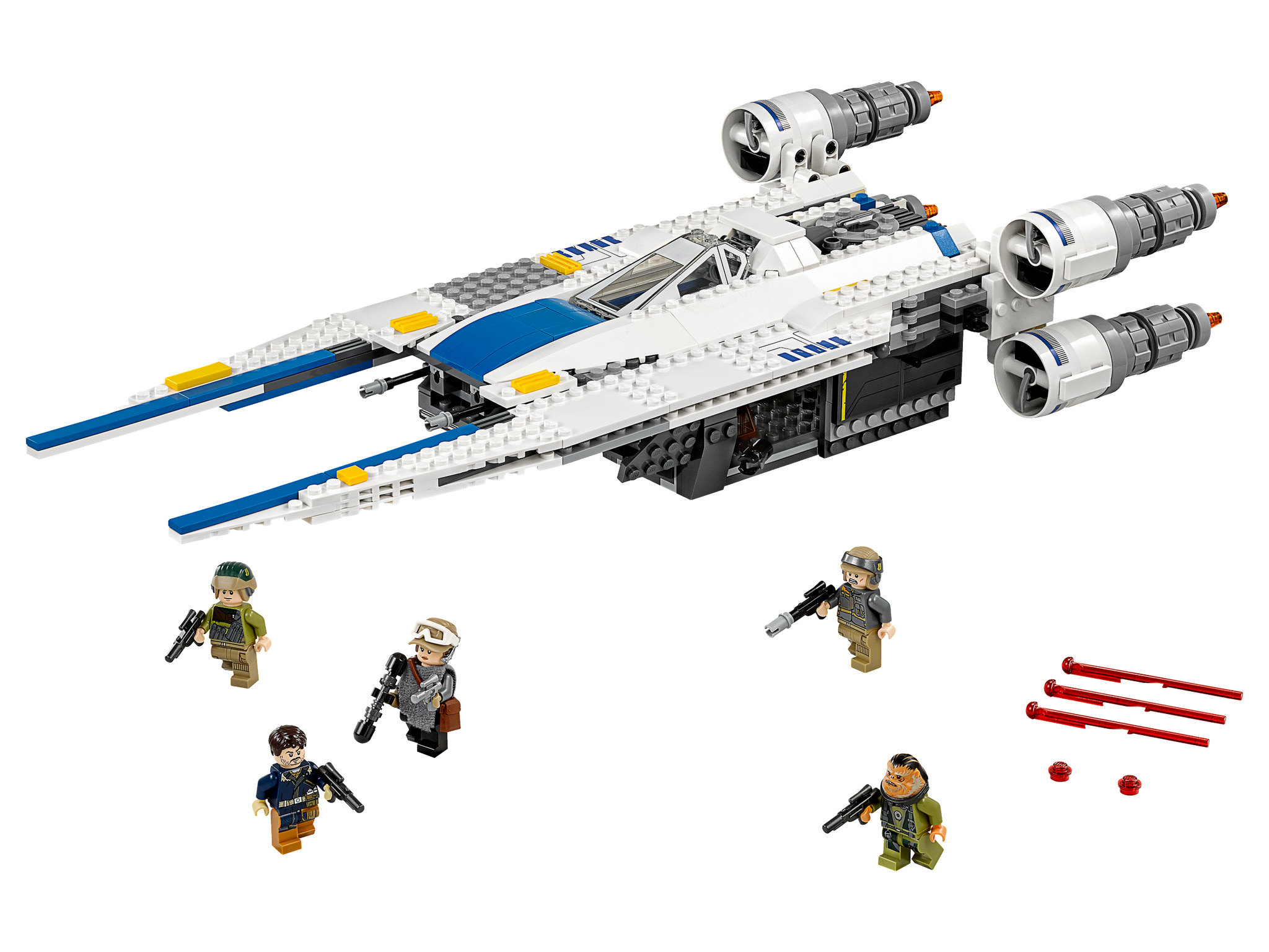 LEGO Star Wars 75155 - Rebel U-Wing Fighter