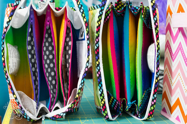 Rainbow Sew Together Bags