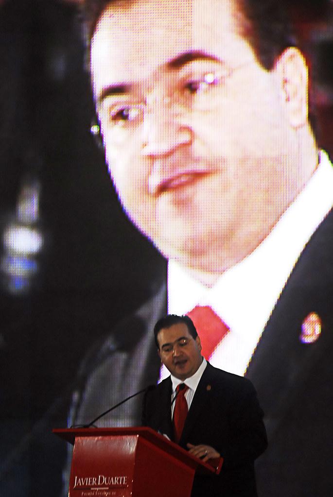 Javier Duarte - La Pantalla