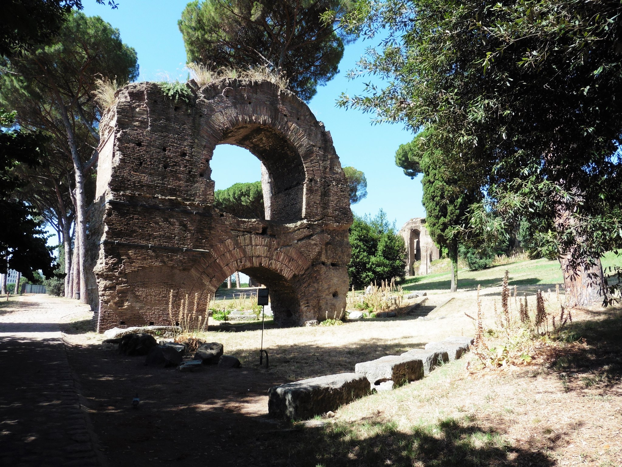 Palatine Hill Remains