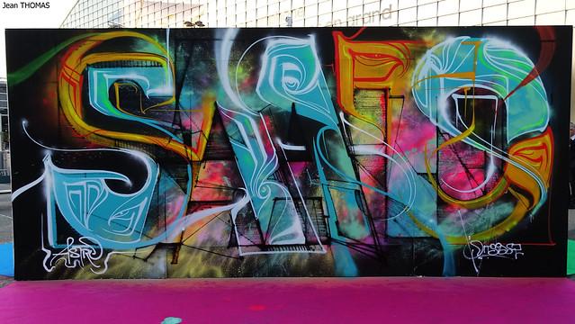 Projet Saato Street art La Défense 13 copie