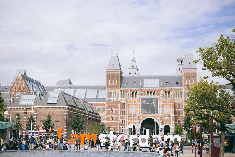 {a weekend in Amsterdam} via chevrons & éclairs