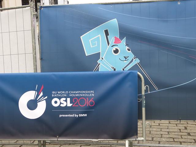 2016 Oslo - Biathlon - Fanmeile