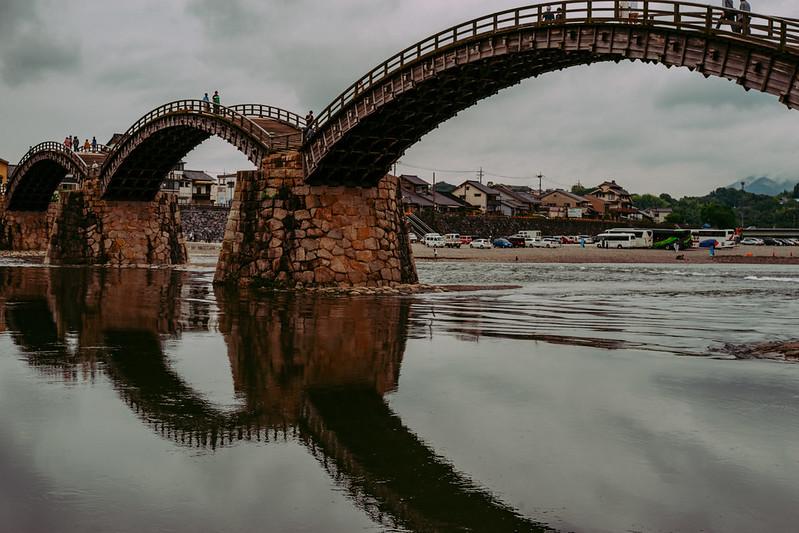 June - Kintaikyou Bridge