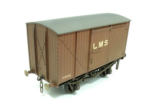 LMS Van 2