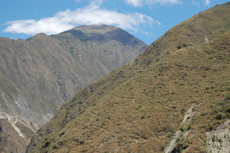 Views from Valle de Chanchamayo, Junín, Peru