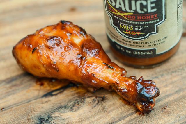 Swanky Sauce Honey Mild