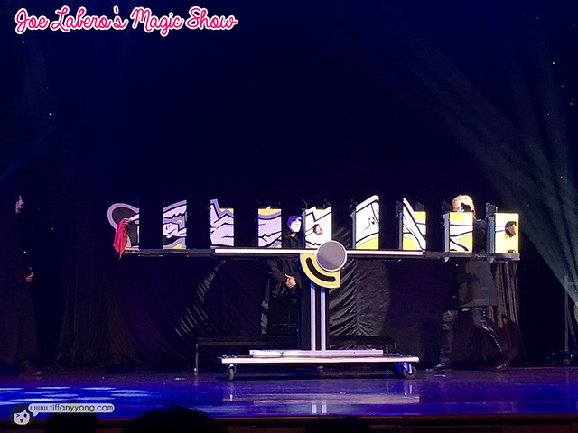 Joe Labero Magic Show Pattaya