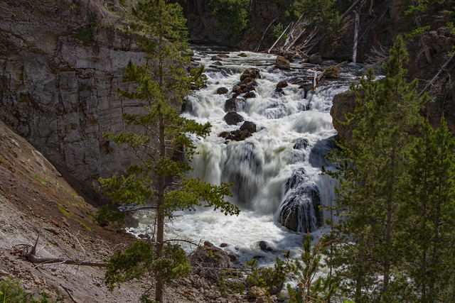 29711835902 658c68b828 z Firehole Falls: Yellowstone National Parks
