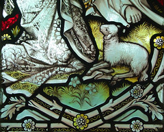 Feed my Lambs (detail, 1905)