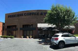 Peerless Coffee - Cafe