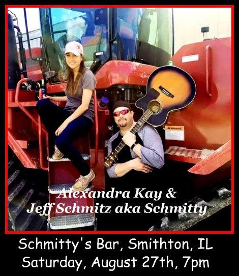 Alexandra Kay & Jeff Schmitz 8-27-16