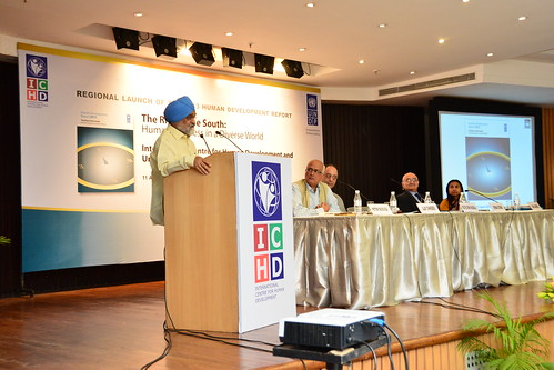 Regional Launch of the 2013 Human Development Report | by UNDP in India