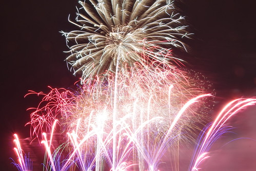 Toride Tone-RIver Fireworks Festival 2016 29