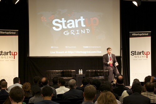 "Clayton Christensen at Startup Grind | ""Entrepreneurship"