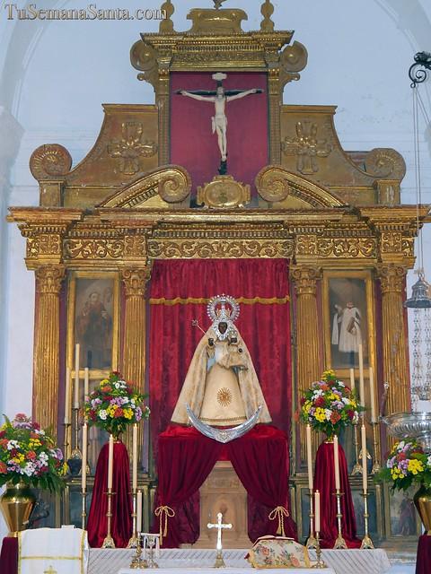 Novenario a la Virgen del Carmen