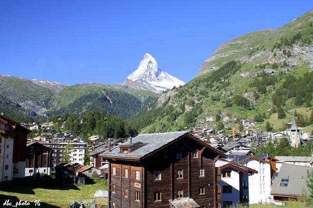 Zermatt y el Cervino
