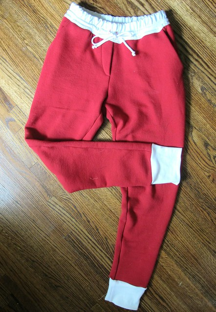 Organic French Terry Anima Pants