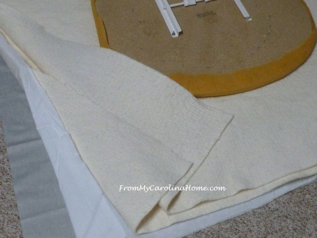 How to Recover an Ironing Board ~ From My Carolina Home