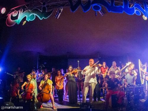 Kendal Calling 2016 - Conservertoire Folk Ensemble-7290060