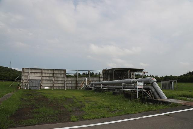 角田試験場報道公開_液酸/液水エンジン供給系試験設備_3390