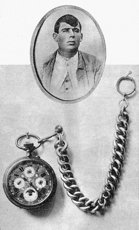 reloj del pernales foto alfonso