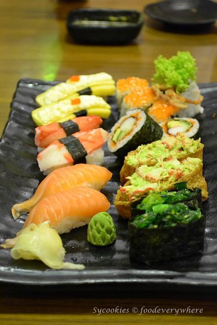 2.Sakae Sushi celebrate 19th anniversary