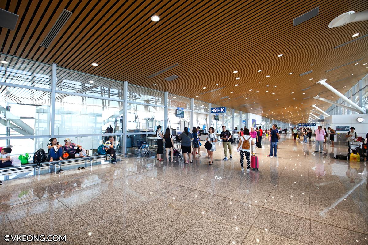 KLIA Departure Gate