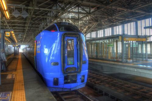 Asahikawa Station on AUG 31, 2016 (4)