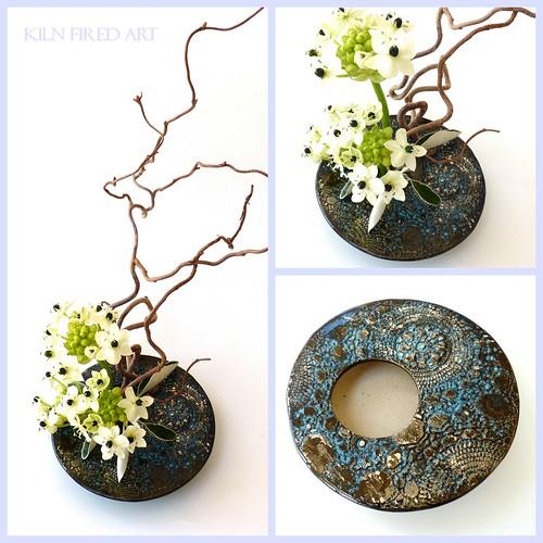 Ikebana bowl