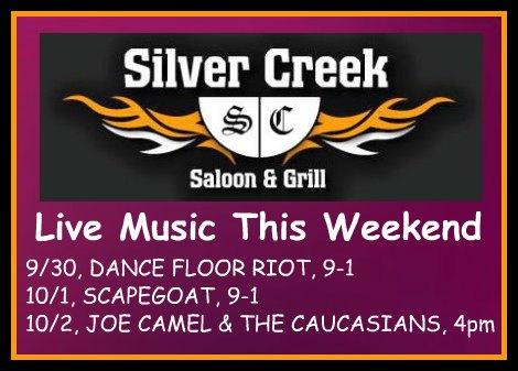 Silver Creek 9-30-16
