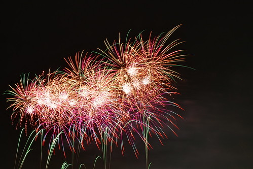 Toride Tone-RIver Fireworks Festival 2016 28