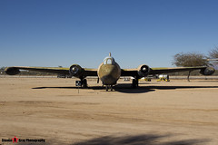 55-4274 JO - 376 - USAF - Martin B-57E Canberra - Pima Air and Space Museum, Tucson, Arizona - 141226 - Steven Gray - IMG_8607